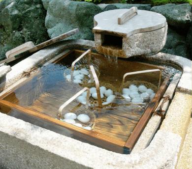 菊の湯たまご手作り体験